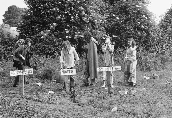 Glastonbury Festival「Scarce Water」:写真・画像(15)[壁紙.com]