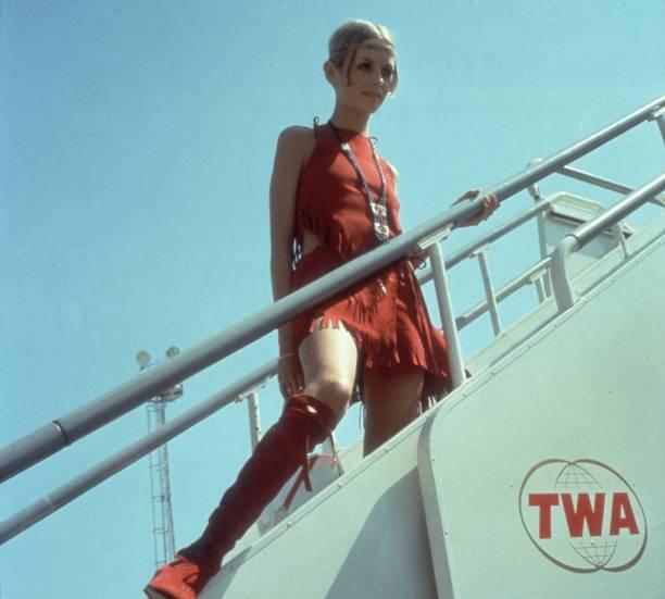 Twiggy Flies TWA:ニュース(壁紙.com)