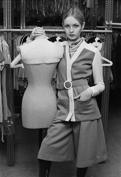 Twiggy - Fashion Model「Twiggy」:写真・画像(17)[壁紙.com]