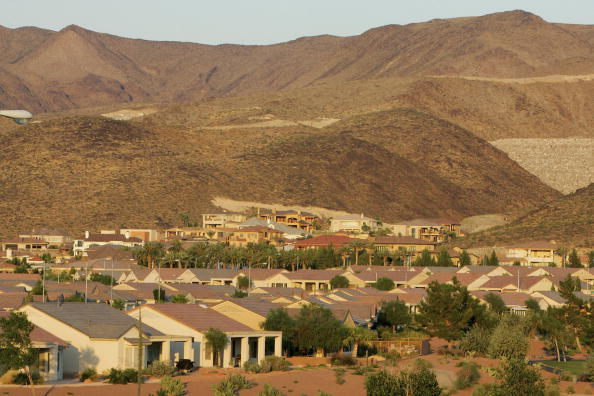 Nevada「Census Rates Henderson As One Of Fastest Growing U.S. Cities」:写真・画像(16)[壁紙.com]