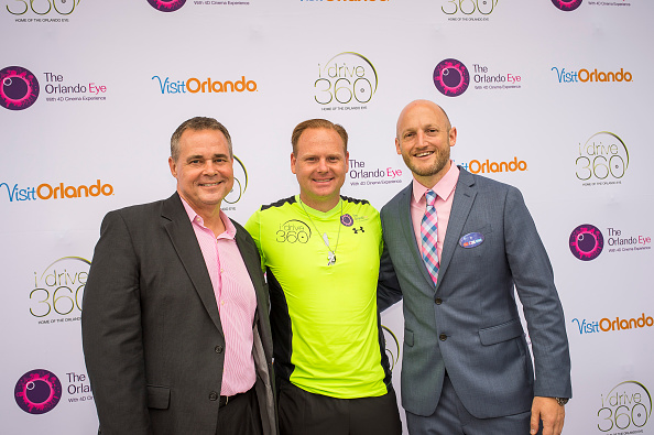 Roberto Gonzalez「I-Drive 360 Opens As Orlando's Newest Entertainment And Dining Destination」:写真・画像(16)[壁紙.com]