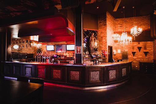 Pub「Shot of a Nightclub with no one inside」:スマホ壁紙(4)