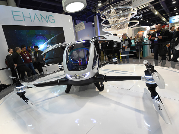 Finance and Economy「Latest Consumer Technology Products On Display At CES 2016」:写真・画像(0)[壁紙.com]