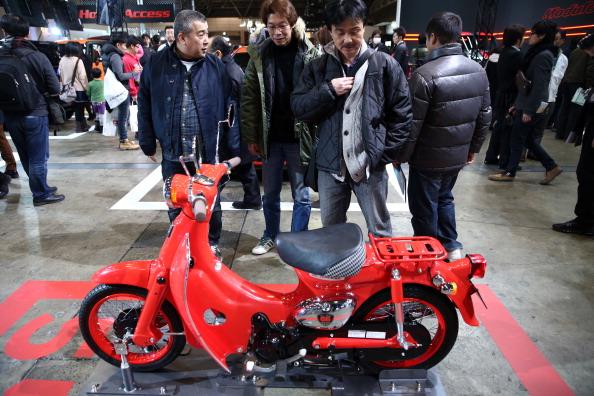 Tokyo Auto Salon「Tokyo Auto Salon 2014」:写真・画像(9)[壁紙.com]