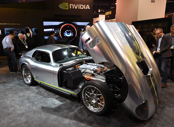 Lithium「Newest Innovations In Consumer Technology On Display At 2015 International CES」:写真・画像(1)[壁紙.com]
