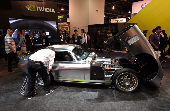Lithium「Newest Innovations In Consumer Technology On Display At 2015 International CES」:写真・画像(2)[壁紙.com]