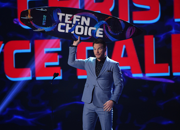 Fox Photos「FOX's Teen Choice Awards 2018 - Show」:写真・画像(12)[壁紙.com]
