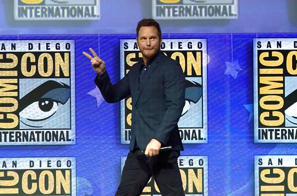 Comic con「Comic-Con International 2018 - Warner Bros. Theatrical Panel」:写真・画像(3)[壁紙.com]