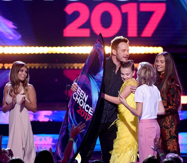 グレイス・ベンダーワール「Teen Choice Awards 2017 - Show」:写真・画像(1)[壁紙.com]