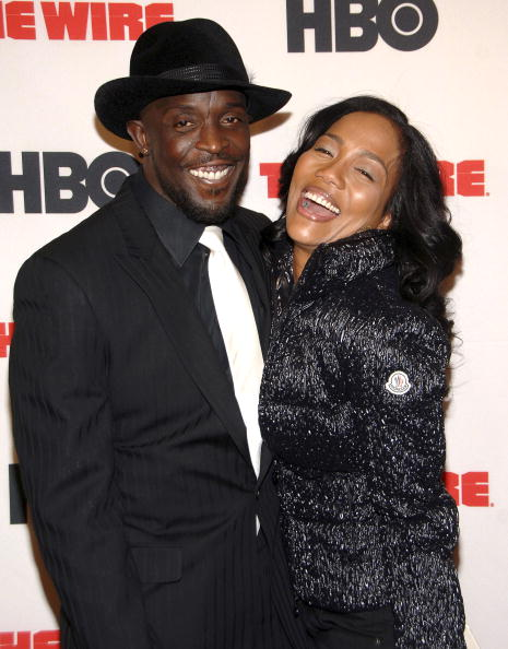 """Sonja Sohn「HBO Presents The Premiere Of """"The Wire"""" - Arrivals」:写真・画像(7)[壁紙.com]"""