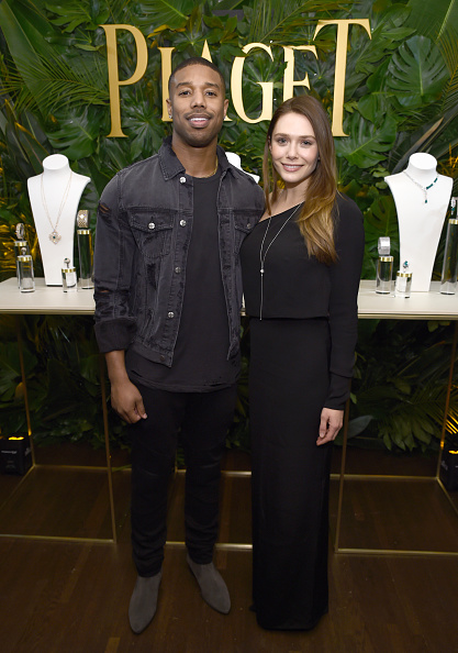 Elizabeth Olsen「Piaget Celebrates Independent Film with The Art of Elysium」:写真・画像(2)[壁紙.com]