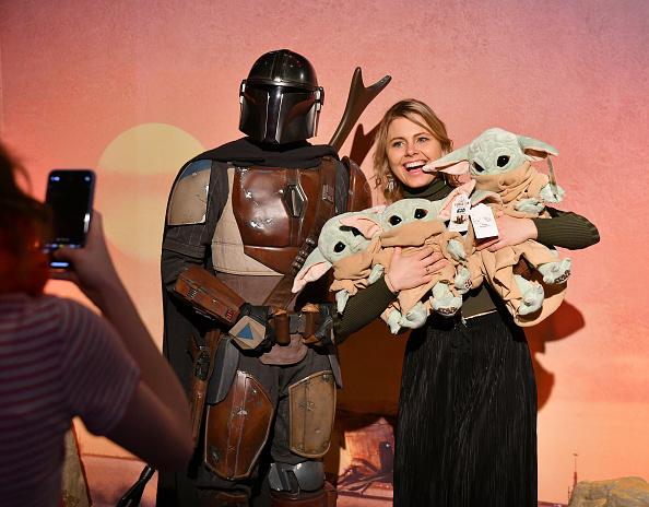 The Mandalorian - TV Show「STAR WARS New York Toy Fair Product Showcase: THE MANDALORIAN And STAR WARS: THE CLONE WARS」:写真・画像(9)[壁紙.com]