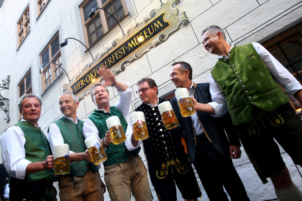 お祭り「Annual Oktoberfest Beer Tasting」:写真・画像(12)[壁紙.com]