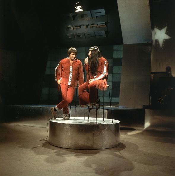 Singer「Sonny And Cher」:写真・画像(3)[壁紙.com]