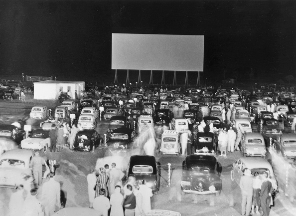 Keystone Features「Drive-In Movie-Goers」:写真・画像(4)[壁紙.com]