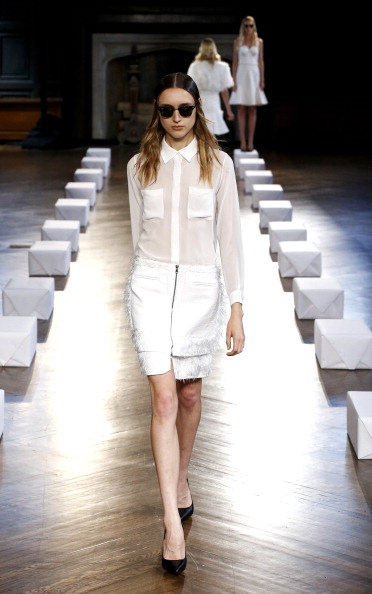 Black Shoe「Koonhor - Presentation - Mercedes-Benz Fashion Week Spring 2014」:写真・画像(16)[壁紙.com]