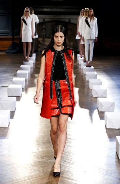 Black Shoe「Koonhor - Presentation - Mercedes-Benz Fashion Week Spring 2014」:写真・画像(10)[壁紙.com]