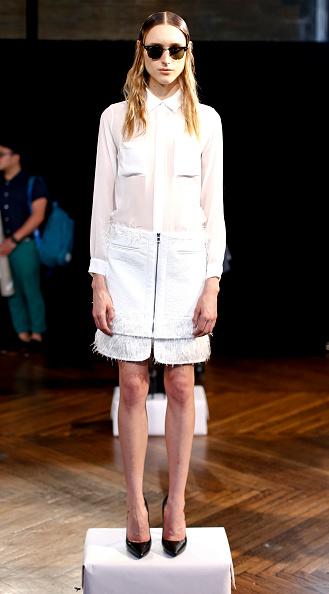 Black Shoe「Koonhor - Presentation - Mercedes-Benz Fashion Week Spring 2014」:写真・画像(5)[壁紙.com]