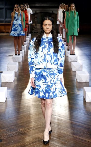 Blue Jacket「Koonhor - Presentation - Mercedes-Benz Fashion Week Spring 2014」:写真・画像(13)[壁紙.com]