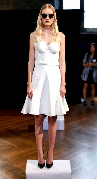 Black Shoe「Koonhor - Presentation - Mercedes-Benz Fashion Week Spring 2014」:写真・画像(4)[壁紙.com]