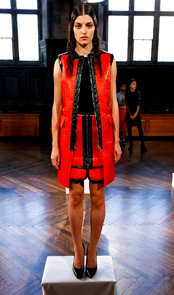 Black Shoe「Koonhor - Presentation - Mercedes-Benz Fashion Week Spring 2014」:写真・画像(1)[壁紙.com]