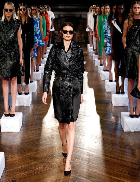 Black Shoe「Koonhor - Presentation - Mercedes-Benz Fashion Week Spring 2014」:写真・画像(12)[壁紙.com]