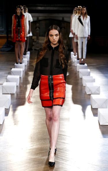 Black Shoe「Koonhor - Presentation - Mercedes-Benz Fashion Week Spring 2014」:写真・画像(15)[壁紙.com]