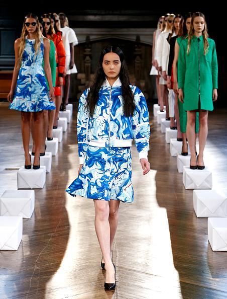 Blue Jacket「Koonhor - Presentation - Mercedes-Benz Fashion Week Spring 2014」:写真・画像(12)[壁紙.com]