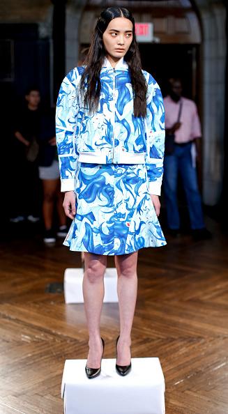 Blue Jacket「Koonhor - Presentation - Mercedes-Benz Fashion Week Spring 2014」:写真・画像(14)[壁紙.com]