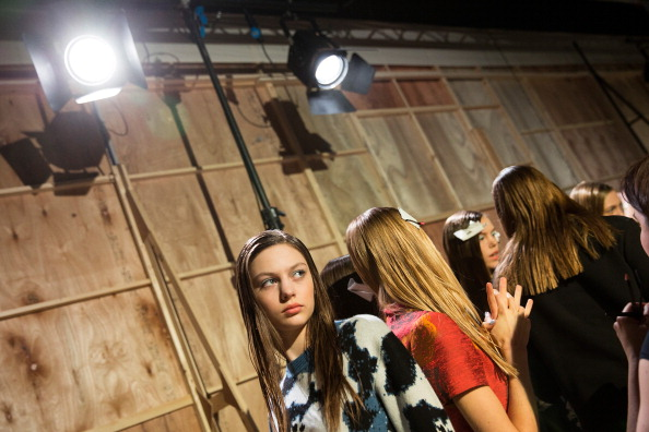 Tristan Fewings「Michael Van Der Ham: Backstage - London Fashion Week AW14」:写真・画像(11)[壁紙.com]