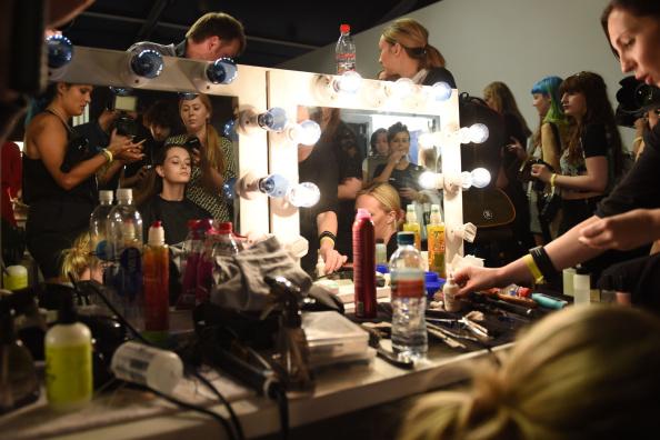 Ian Gavan「Eudon Choi: Backstage - London Fashion Week SS15」:写真・画像(11)[壁紙.com]