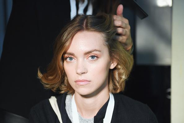 Fashion Model「Backstage - Sportalm Fashion Show Spring/Summer 2018」:写真・画像(18)[壁紙.com]
