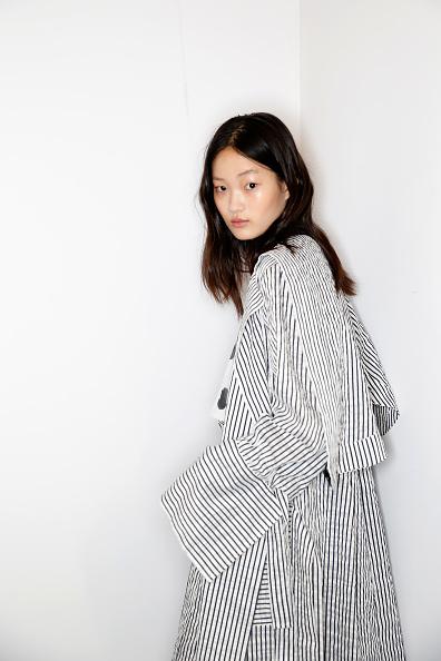 ロンドンファッションウィーク「Eudon Choi - Backstage - LFW September 2016」:写真・画像(16)[壁紙.com]