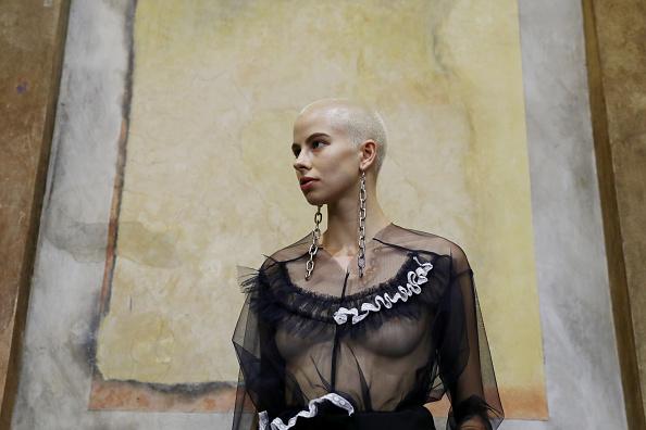 Tristan Fewings「Act n.1 - Backstage - Milan Fashion Week Spring/Summer 2019」:写真・画像(16)[壁紙.com]