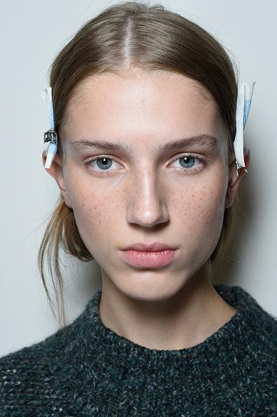 Beauty「Fausto Puglisi - Backstage - Milan Fashion Week SS16」:写真・画像(19)[壁紙.com]