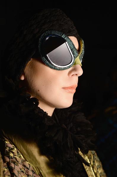 Ian Gavan「Miranda Konstantinidou Backstage - Mercedes-Benz Fashion Week Autumn/Winter 2014/15」:写真・画像(0)[壁紙.com]