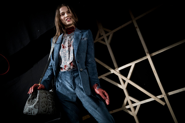 Tristan Fewings「Trussardi - Backstage - Milan Fashion Week Fall/Winter 2017/18」:写真・画像(5)[壁紙.com]
