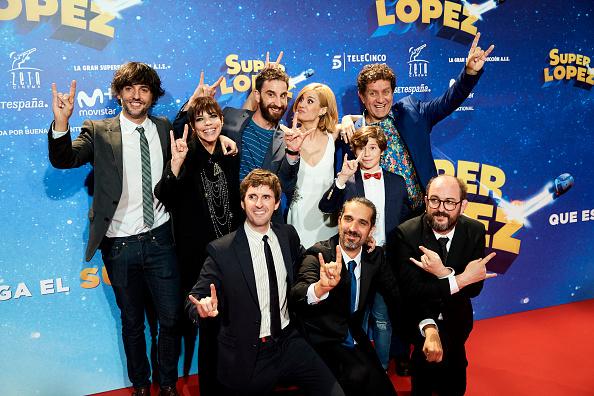 Jose Lopez「'Superlopez' Madrid Premiere」:写真・画像(7)[壁紙.com]