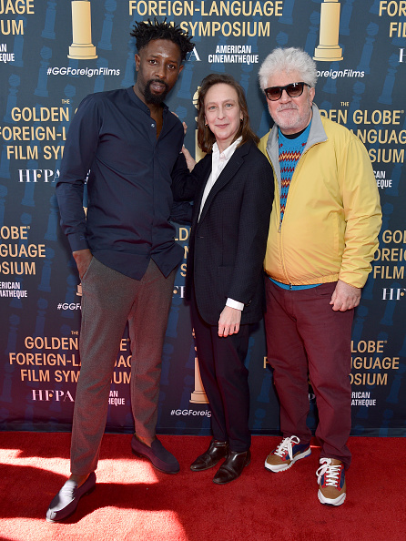 Film Director「HFPA's 2020 Golden Globes Awards Best Motion Picture - Foreign Language Symposium」:写真・画像(12)[壁紙.com]