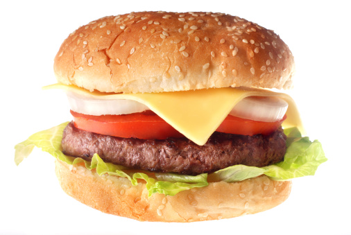 Burger「Hamburger」:スマホ壁紙(17)