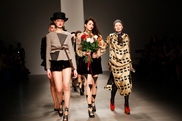 Brand Name「Vivienne Westwood Red Label: Runway - London Fashion Week AW14」:写真・画像(0)[壁紙.com]