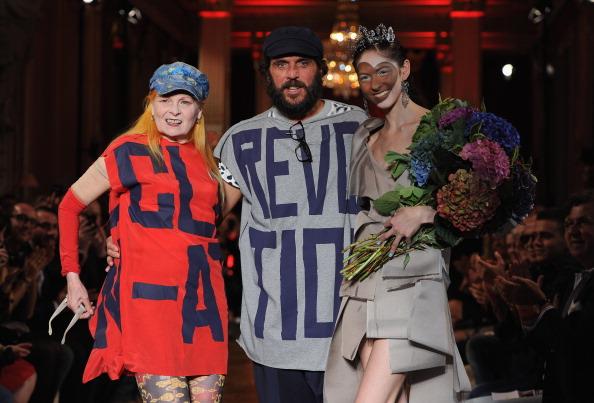 Womenswear「Vivienne Westwood: Runway - Paris Fashion Week Womenswear Spring / Summer 2013」:写真・画像(11)[壁紙.com]