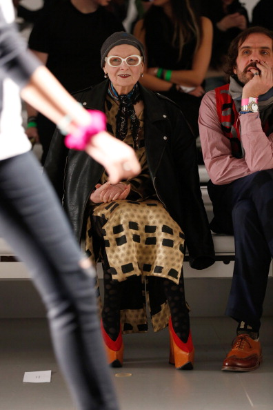 Tristan Fewings「Vivienne Westwood Red Label: Backstage - London Fashion Week AW14」:写真・画像(12)[壁紙.com]