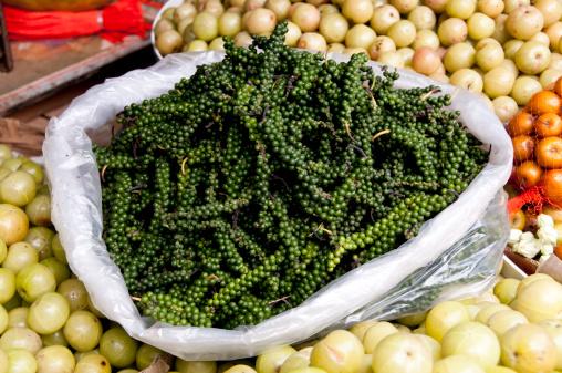Rajasthan「Lots of fresh green pepper」:スマホ壁紙(13)