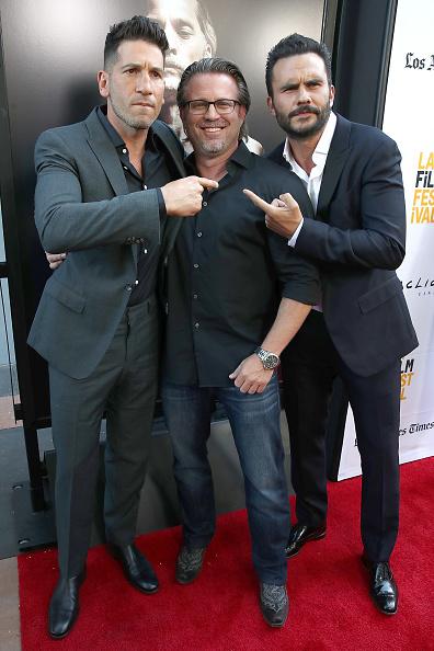 ロサンゼルス映画祭「AT&T And Saban Films Present The LAFF Gala Premiere Of Shot Caller」:写真・画像(14)[壁紙.com]