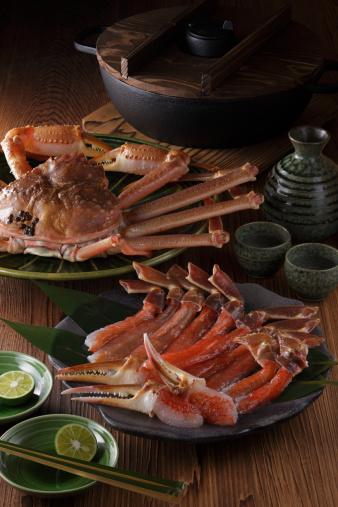 Spider Crab「Kani-shabu」:スマホ壁紙(17)