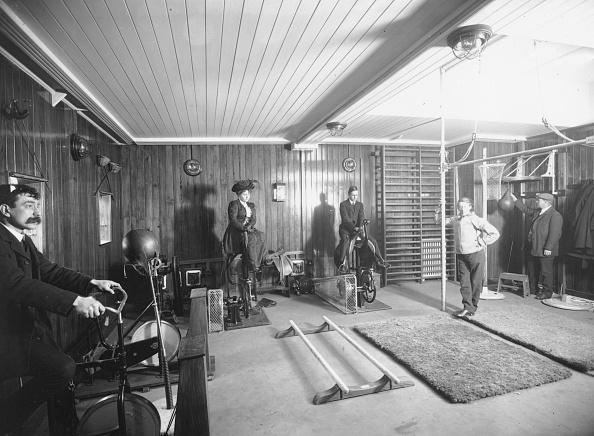 Gym「Edwardian Gym」:写真・画像(11)[壁紙.com]