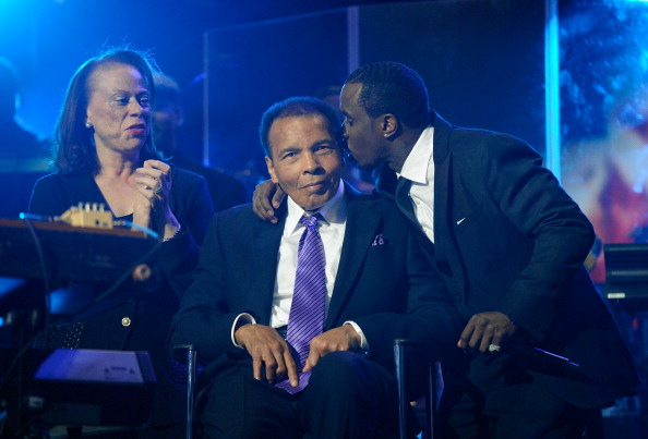 "Lonnie Ali「Keep Memory Alive's 16th Annual ""Power Of Love Gala"" Celebrates Muhammad Ali's 70th Birthday - Inside」:写真・画像(12)[壁紙.com]"