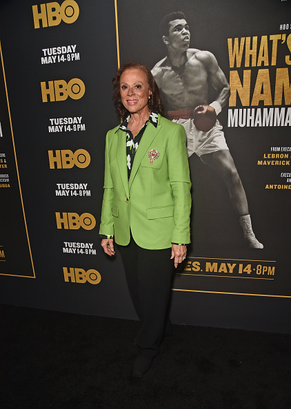"Lonnie Ali「Premiere Of HBO's ""What's My Name: Muhammad Ali"" - Arrivals」:写真・画像(9)[壁紙.com]"