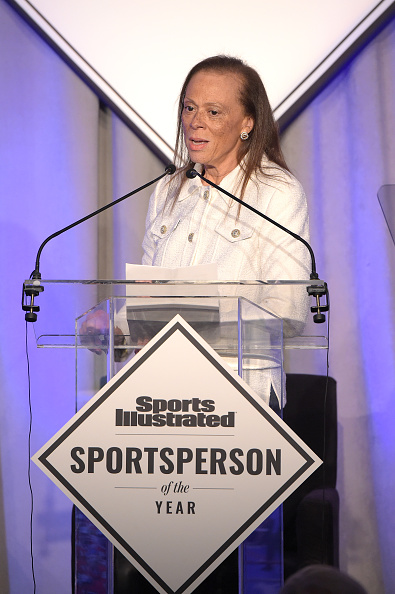 Lonnie Ali「Sports Illustrated Sportsperson of the Year Ceremony 2015」:写真・画像(15)[壁紙.com]